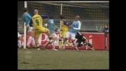 Il goal di Tiribocchi vale l'1-1 tra Chievo e Lazio