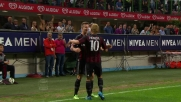 Il goal di Van Ginkel apre le marcature in Milan-Roma