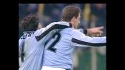 Il goal di Vieri da fuori area fa saltare il bunker Fiorentina