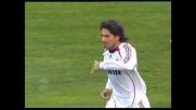 Il goal in rovesciata di Borriello evita la sconfitta al Milan a Cagliari