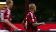 Il goal in rovesciata di De Jong è aiutato dalla deviazione di Duncan