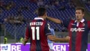 Il goal Mancosu allo scadere del primo tempo toglie tranquillità alla Lazio