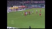 Il goal su punizione di Lucarelli riaccende le speranze del Livorno