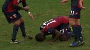 Il gran goal di testa di Konatè riapre il match tra Genoa e Udinese
