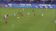 Il guizzo di Klose vale il goal del momentaneo 2 a 1 all'Olimpico