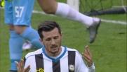 Il guizzo di Thereau accende il Friuli: è il goal del vantaggio per l'Udinese