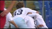 Il Livorno si arrende allo strapotere di Floccari: è il goal del 2-1 per la Lazio