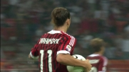 Il Milan accorcia le distanze contro la Lazio con il goal di Ibrahimovic
