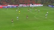 Il Milan accorcia le distanze dall'Udinese grazie all'autorete di Benatia