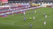 Il Milan con un bel goal di Montolivo si riporta in parità al Massimino