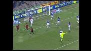 Il Milan fa festa a Marassi con il goal di Gourcuff