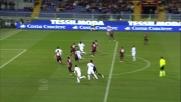 Il Napoli vince al Marassi contro il Genoa grazie al goal di Hamsik
