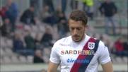 Il pareggio del Cagliari col Sassuolo è di rigore: firma Ibraimi