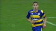 Il Parma accorcia le distanze contro la Lazio grazie al goal di Belfodil