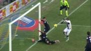 Il Parma sorpassa il Cagliari grazie al goal segnato da Biabiany