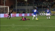 Il piede sinistro di Eduardo salva il Genoa nel derby