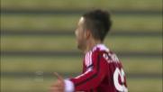 Il primo goal di El Shaarawy con la maglia del Milan vale la vittoria sull'Udinese