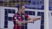 Il primo goal di Ocampos in Serie A regala il pareggio al Genoa