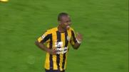 Il primo goal in serie A di Samir regala la vittoria in trasferta al Verona