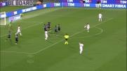 Il primo goal stagionale di Vecino riporta in parità la Fiorentina all'Olimpico di Roma
