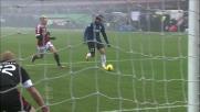 Il principe Milito punisce la retroguardia del Milan con il goal vittoria del derby