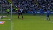 Il salvataggio sulla linea di Cannavaro vale la vittoria del Sassuolo