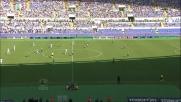 Il Sassuolo verticalizza e Berardi conclude in goal contro la Lazio