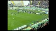 Il sinistro di Muntari porta in vantaggio l'Udinese a Firenze