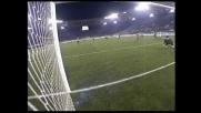 Il sinistro di Nedved colpisce il palo contro il Parma
