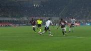 Il sinistro potente di Balotelli mette i brividi a Buffon: palla alta di pochissimo