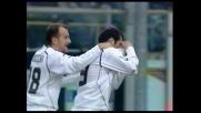 Il sorpasso della Lazio arriva con il goal di Pandev