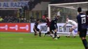 Il tacco di Palacio decide il derby di Milano