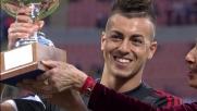 Il talento di El Shaarawy premiato con il Pallone d'Argento