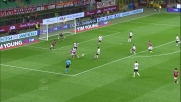 Il terzo goal del Milan contro il Palermo è siglato da Cassano