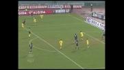 Il tiro di Corradi non spaventa l'Inter