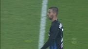 Il tiro di Spinazzola viene murato dalla difesa dell'Udinese