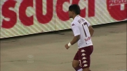Il Torino passa in vantaggio in casa del Verona con un goal di Martinez