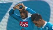 Il triangolo con Higuain lancia Insigne al goal contro il Milan a San Siro