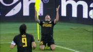 Il Verona agguanta la Lazio grazie al goal di Iturbe