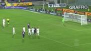Ilicic sbaglia il suo primo rigore in serie A contro il Milan