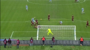 Immobile in buona posizione fallisce un goal in Lazio-Roma