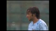 Incredibile errore di Mauri a porta vuota: palla sopra la traversa del Palermo