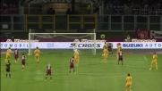 Incredibile Meggiorini: colpisce il palo da pochi centimetri contro il Verona!