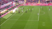 Incursione di Suso e cross in mezzo. Il Pescara rischia contro il Milan