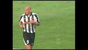 Iniziativa troppo personale di Jancker, tiro fuori in Udinese-Parma