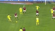 Inler beffa il Milan con un goal da fuori area: il Napoli pareggia i conti
