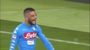 Insigne porta in vantaggio il Napoli a Udine