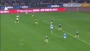 Insigne porta in vantaggio il Napoli nel big match contro il Milan