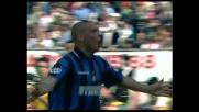 Inter a segno a Bari con un goal da Fenomeno di Ronaldo