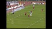 Intervento al limite di Lucarelli: l'arbitro lascia correre